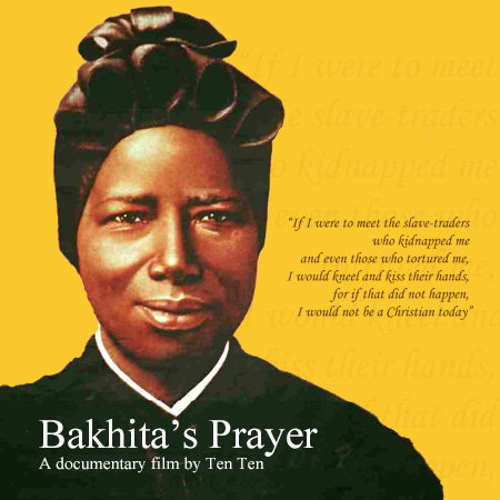 Bakhita's Prayer